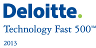 Deloitte's 2013 Technology Fast 500<sup>™</sup>