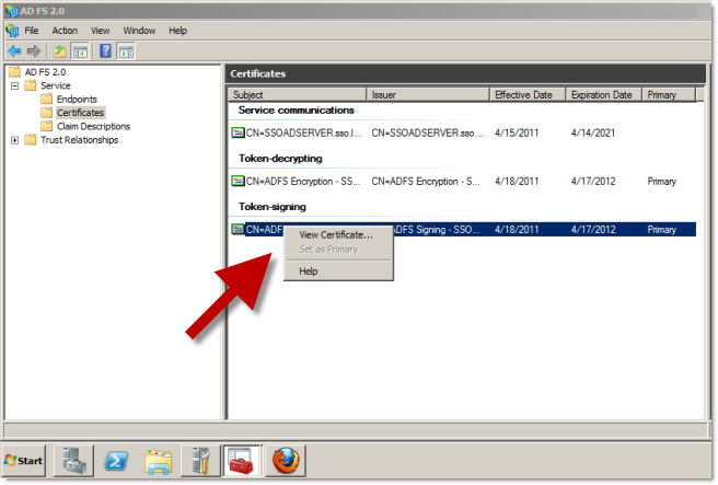 SSO with Microsoft ADFS – iMeet Central Help Center
