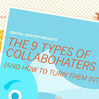 The 9 Types of Collabohaters (and how to turn them into Collaborators)