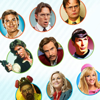 The 9 types of famous collaborators infographic