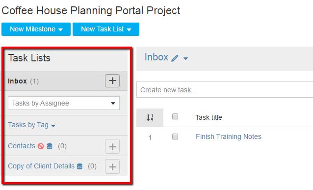 task-lists-area